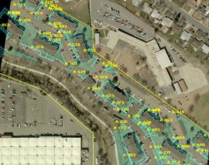 Landscape Measurements for HOA