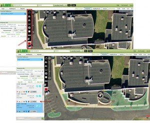 property measuring tools for landscaping