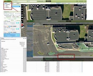 Save property photos and landscaping measurements