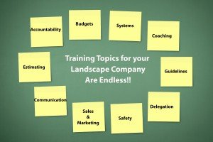 Training Topic Ideas for Landscapers 3