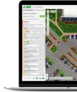 Instant Estimator Estimating System For Landscape Contractors
