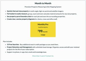 Go iLawn Monthly Plan
