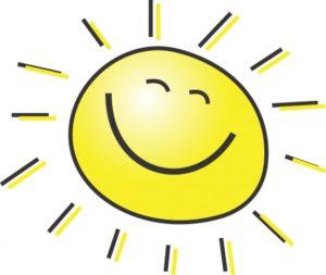 Smiling Sun image